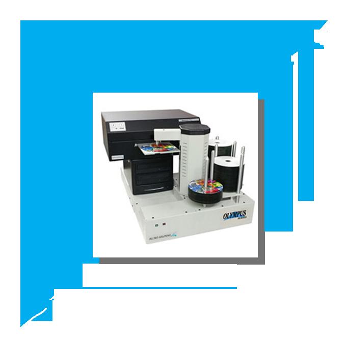 Olympus- Printing -Machine