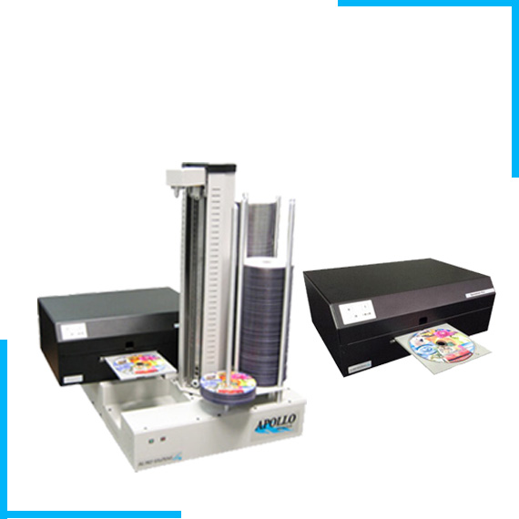 Disc printing system